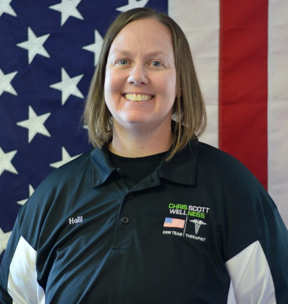 Holli Burkhart, LMT - Massage Therapy, Rockford IL